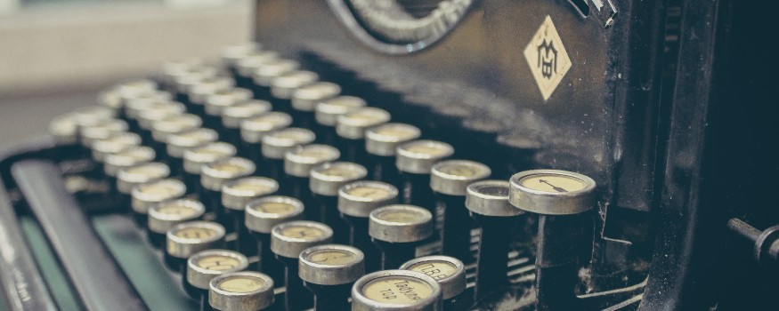 Movies with Typewriters